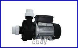 LX spa circulation pump model WTC50M standard 230V 0.35HP 250W 1.5MPT in/out