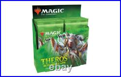 MTG ENGLISH Theros Beyond Death Collector Booster Box Factory Sealed x1