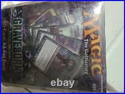 MTG Graveborn Premium Deck Series, Box Set NEW SEALED