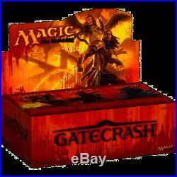 MTG Magic Gatecrash Booster Box (ENGLISH) Factory Sealed FREE US SHIPPING
