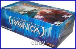 MTG Magic The Gathering RETURN TO RAVNICA Sealed Booster Box English