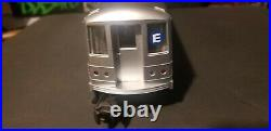 MTH NYC Subway O GAUGE 30-2163-0 MTA Jamica World Trade Center Add On CAR SET