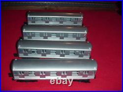 MTH O-Gauge 30-2162-0 E Jamacia NYC MTA World Trade Center 4 Car Set WithProto