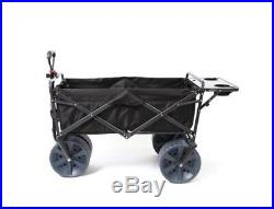 Mac Sports Collapsible Folding Heavy Duty USA Terrain Beach Utility Wagon Cart