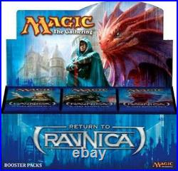 Magic the gathering RETURN TO RAVNICA Booster Box 36ct SEALED