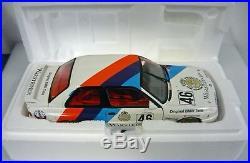 Minichamps 180872046, BMW M3, Ravaglia/Pirro, Calder WTC 1987, 1/18, NEU&OVP