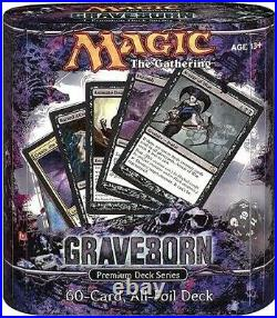 MtG TCG Premium Deck Series Graveborn Graveborn Premium Deck