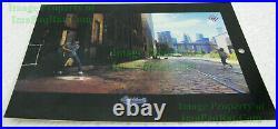 NITF! 1980s NIKE Poster Card STICKBALL Murphy Gooden WTC Brooklyn Bridge