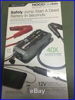 NOCO GB70 Genius Boost HD 2000 Amp 12V UltraSafe Lithium Jump Starter (WTC)