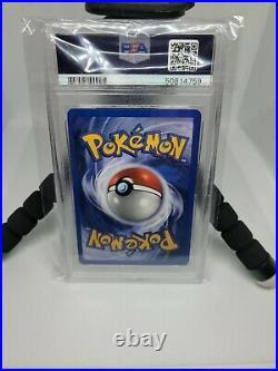 Neo Genesis Kingdra PSA 8 Near Mint Holographic Pokemon Card WTC TCG NM Vintage