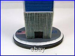 New York World Trade Center FREEDOM Replica Handcraft OOAK 28.5 Building Model