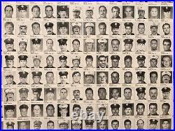 New Yorks Bravest And Best Poster 9/11 World Trade Center Fdny Rare
