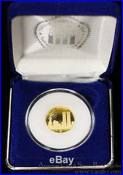 North Mariana Islands 25 Dollars 2004 Proof $25 WTC Freedom Tower. 25 oz Gold