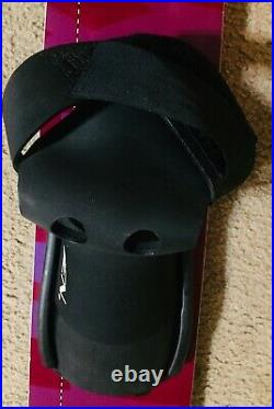 O'Brien Tight Carve Synergy WTC Slalom 63 Water Ski Graphite LA Point Des. Read