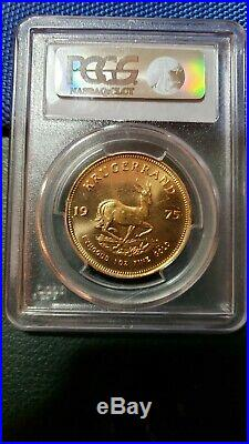 PCGS MS66 WTC Ground Zero Recovery 1 Full Oz. Gold Krugerrand Limited year FREE