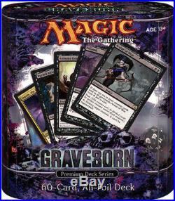 Premium Deck Series Graveborn (ENGLISH) FACTORY SEALED BRAND NEW MAGIC ABUGames