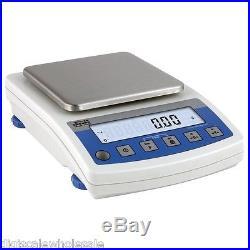 RADWAG WTC 2000 Precision Balance Scale 2000g x 0.01 Gram RS232 USB AC Adapter