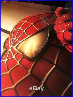 RECALLED Spiderman 3 May 2002 WTC Poster