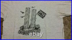 Rare 1993 Vintage World Trade Center Terror Attack NYC New York Large 21 x 29