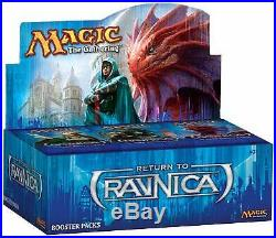 Return to Ravnica Booster Box (ENGLISH) FACTORY SEALED BRAND NEW MAGIC ABUGames