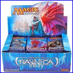 Return to Ravnica Booster Box Magic the Gathering Cards Sealed RTR Case