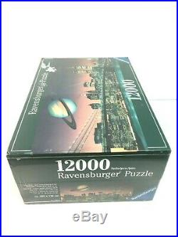 SEALED Ravensburger New York 12000 Pcs Puzzle WTC World Trade Center Twin Towers
