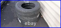 SET OF 4 Wild Trail Commercial LT 275/70R18 E/10PR BSW