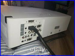 Sanyo Plc-wtc500al 5000 Lumen Wxga LCD Projector