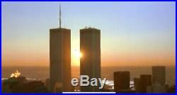 Spider-Man (2002) RARE 35mm teaser trailer featuring the World Trade Center