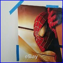 Spider Man Recalled Spider Man Ds Movie Poster 3 May 2002 Original Wtc