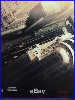 Spider-Man Recalled WTC Twin Towers Original D/S 1-Sheet movie poster 27x40