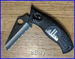 Spyderco World Trade Center Knife WTC, #0766, New in Display Box, See Discript