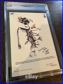 THE AMAZING SPIDER-MAN #36 World Trade Center Newsstand Variant CGC 9.8 UPC