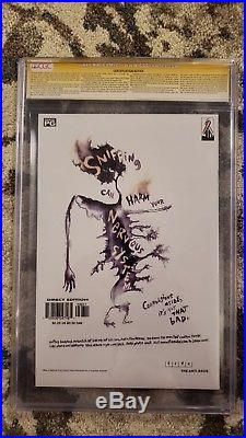 The Amazing Spider-Man v2 36 Cgc 9.8 SS Stan Lee 9/11 World Trade Center Tribute