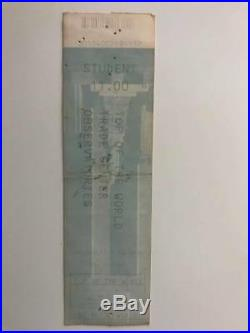 Ticket world trade center
