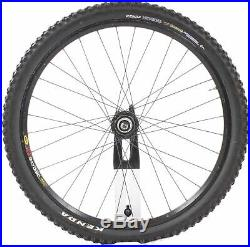 USED Mavic X317 Disc Wheelset WTC Laser Disc Hubs 26 MTB QR Mountain Bike