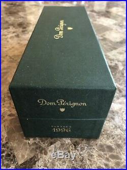 Vintage 1996 Dom Perignon Champagne World Trade Center Windows of the World