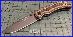 WILSON COMBAT KNIFE WTC-ELC-MCG10 Extrem Lite Carry Multi-Cam G10