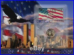 WTC 2001 PCGS MS68 $10 Dollar Recovery Platinum Lady Liberty Pop 4