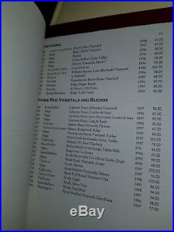 Windows On The World Wine List Menu. World Trade Center 1. New York. Rare