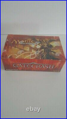 Wizards of the Coast Magic The Gathering MTG Gatecrash Booster Box 36 Pack