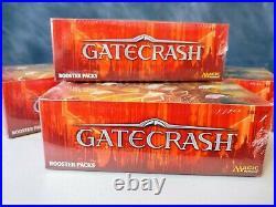 Wizards of the Coast Magic The Gathering MTG Sealed Gatecrash Booster Box