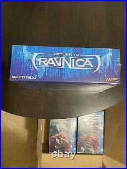 Wizards of the Coast Magic the Gathering Return To Ravnica Booster Box 36 Packs