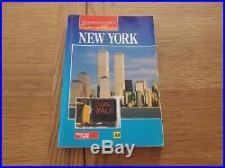 World Trade Center 1995 Observation Deck Ticket Stub & Various Leaflets
