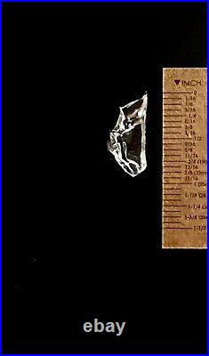 World Trade Center 2001 Glass Shard Relic/ Recovered Debris Piece