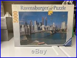 World Trade Center 5000 Piece Puzzle No