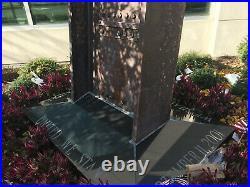 World Trade Center 9/11 Steel Beam Artifact