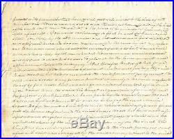World Trade Center Building 7 Land Deed (1813)
