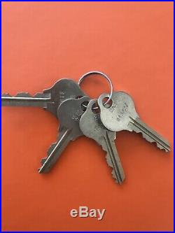 World Trade Center Keys 4 Authentic Tower A