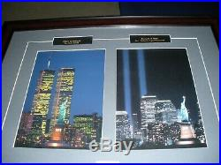World Trade Center Twin Towers / Memorial